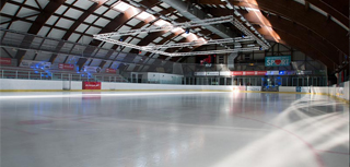 La patinoire SERGE CHARLES