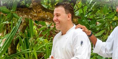 Christopher Warwick | Private Chef