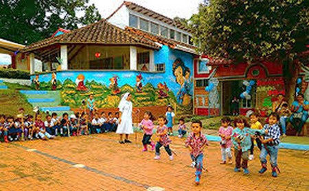 Association Saint Raphael projet parainnage obra san raphael