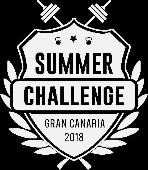 Gran Canaria Summer Challenge - LOGO