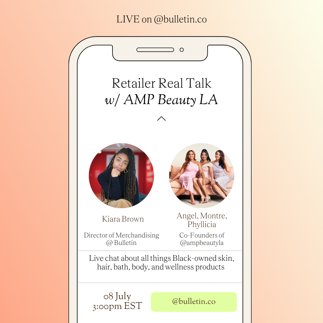 Retailer Real Talk with @ampbeautyla
