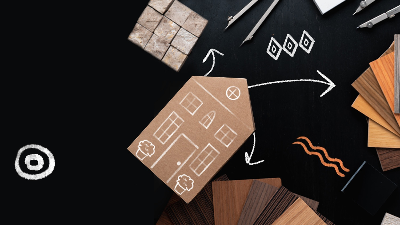 materials for house interior exterior