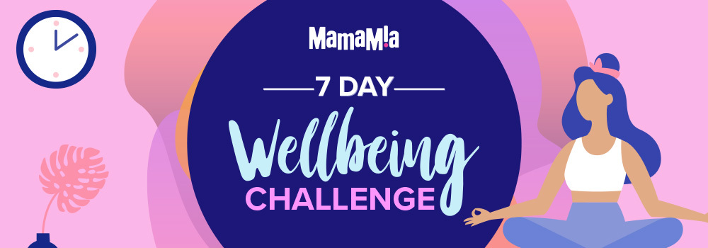 Seven day wellbeing challenge