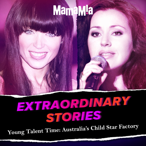 4. Young Talent Time: The Girl Who Never Grew Up