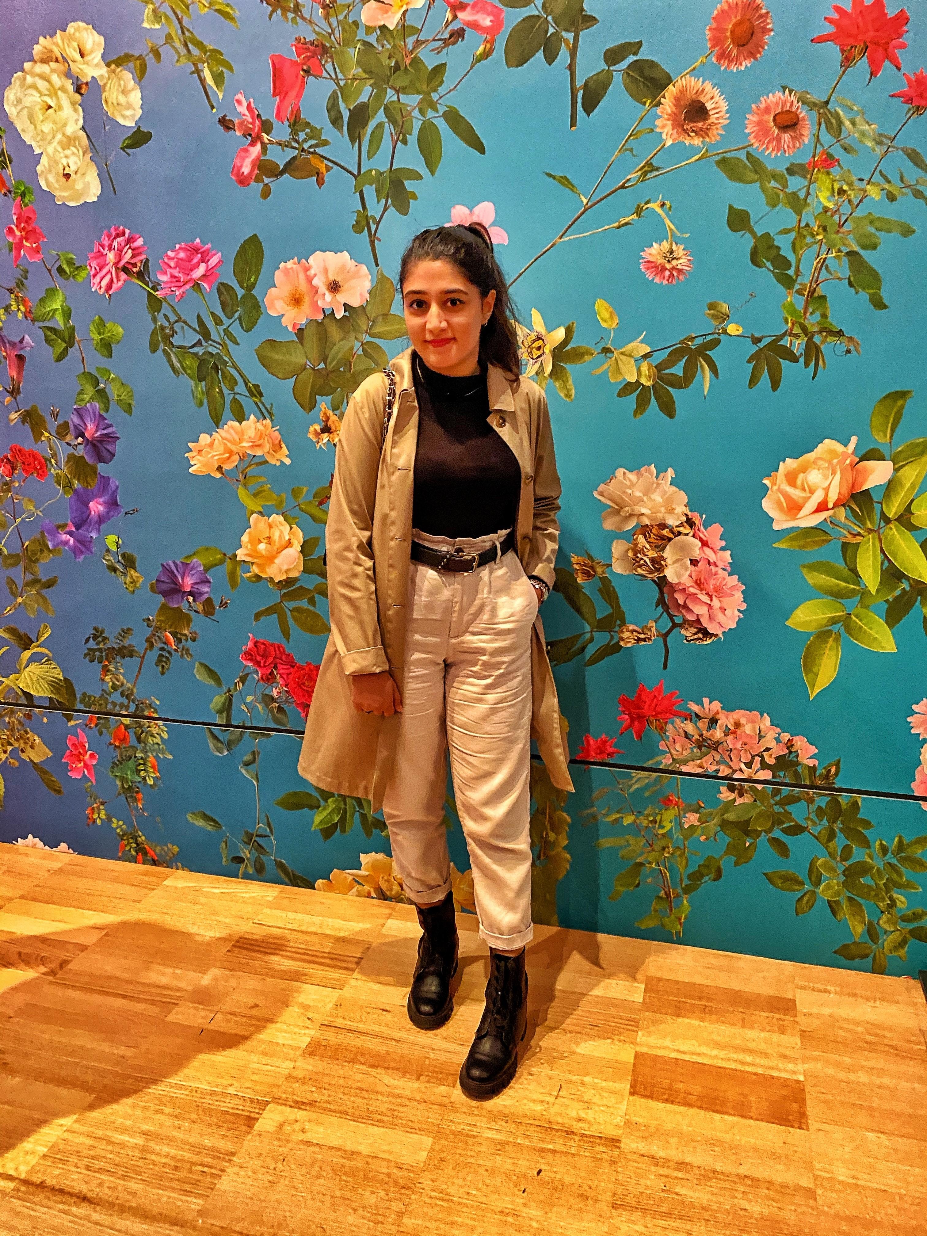 Royina Bakshi