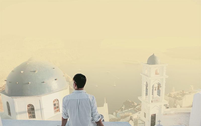 Modified Image Greece