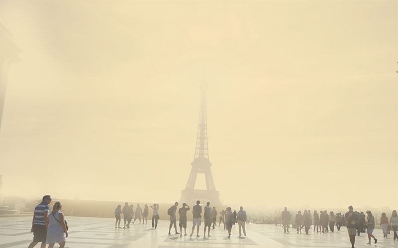 Modified Image Paris