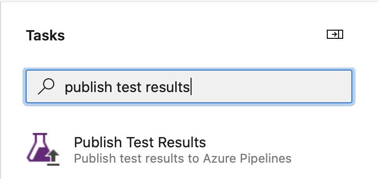 Publikacja wyników testów