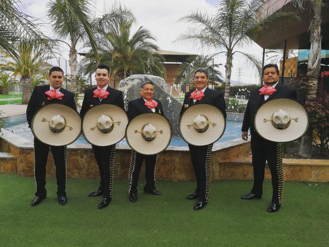 mariachi alegria en un evento