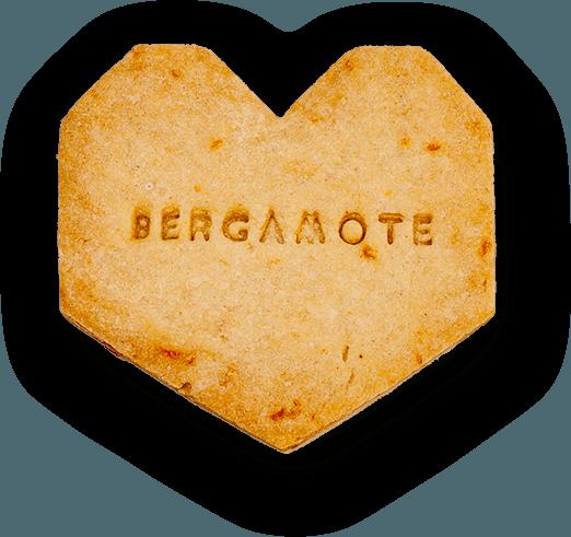 Biscuit bavard Bergamote