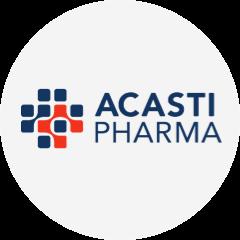 Acasti Pharma, Inc. logo