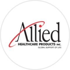 Allied Healthcare Products, Inc. logo
