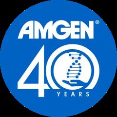 Amgen, Inc. logo