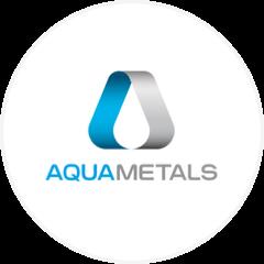 Aqua Metals, Inc. logo
