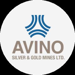 Avino Silver & Gold Mines Ltd. logo
