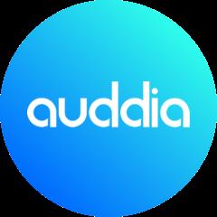 Auddia, Inc. logo
