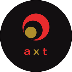 AXT, Inc. logo