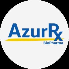 AzurRx BioPharma, Inc. logo