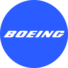The Boeing Co. logo