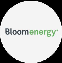 Bloom Energy Corp. logo
