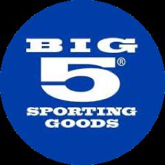 Big 5 Sporting Goods Corp. logo