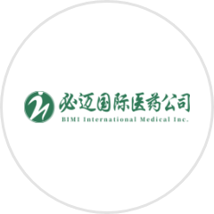 BIMI International Medical, Inc. logo