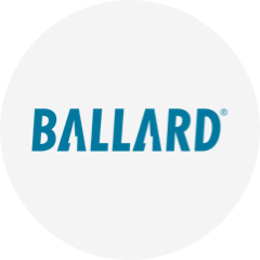 Ballard Power Systems, Inc. logo