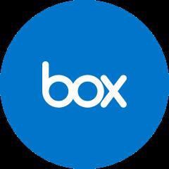 Box, Inc. logo