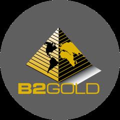 B2Gold Corp. logo