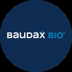 Baudax Bio, Inc. logo