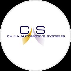 China Automotive Systems, Inc. logo