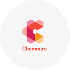 The Chemours Co. logo
