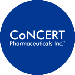 Concert Pharmaceuticals, Inc. logo