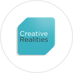 Creative Realities, Inc. logo