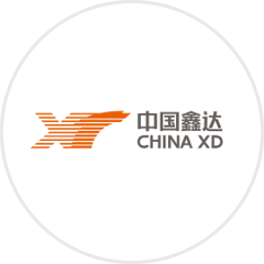 China XD Plastics Co., Ltd. logo