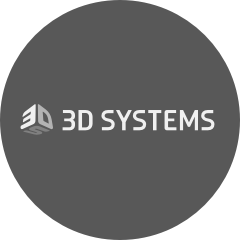 3D Systems Corp. logo