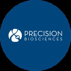 Precision BioSciences, Inc. logo