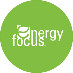 Energy Focus, Inc. logo