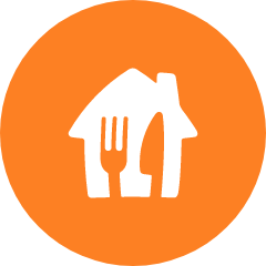 Just Eat Takeaway.com NV logo