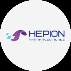 Hepion Pharmaceuticals, Inc. logo