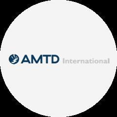 AMTD International, Inc. logo