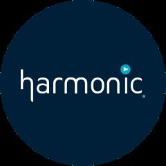 Harmonic, Inc. logo
