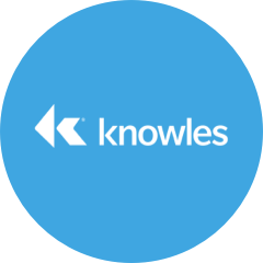 Knowles Corp. logo