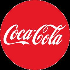 The Coca-Cola Co. logo
