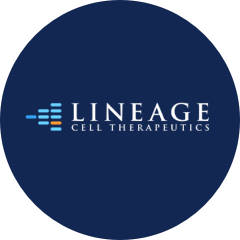 Lineage Cell Therapeutics, Inc. logo