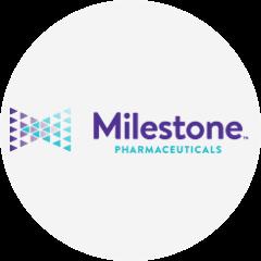 Milestone Pharmaceuticals, Inc. logo