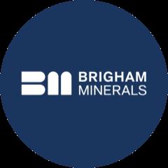 Brigham Minerals, Inc. logo