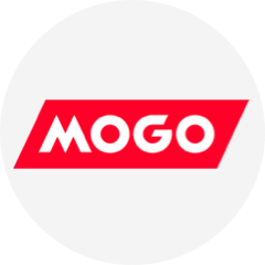 Mogo, Inc. logo