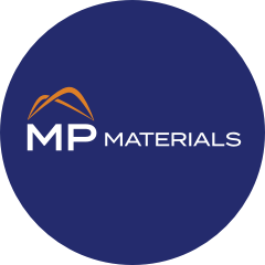 MP Materials Corp. logo
