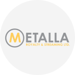 Metalla Royalty & Streaming Ltd. logo